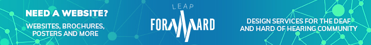 Leap Forward: design services for the deaf and hard of hearing community